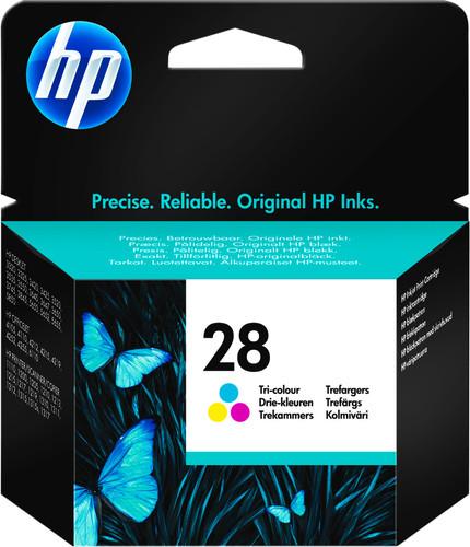 HP 28 Cartridge Color Main Image