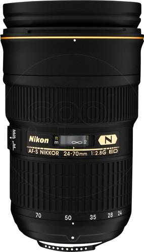 Nikon AF-S 24-70mm f/2.8G ED Main Image