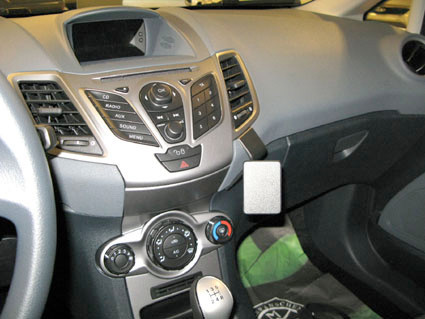 Brodit ProClip Ford Fiesta 2009-2015 Haakse Bevestiging Main Image