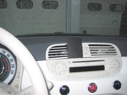 Brodit ProClip Fiat 500 2007-2011 Central Confirmation Main Image