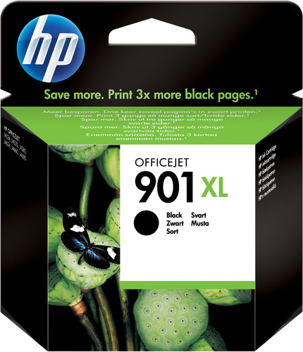 HP 901XL Cartridge Black Main Image