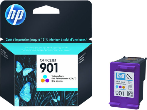 HP 901 Combo Pack 3 Colors (CC656AE) Main Image