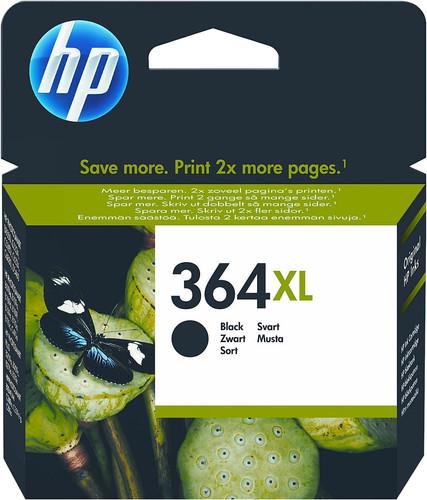 HP 364XL Cartridge Black Main Image