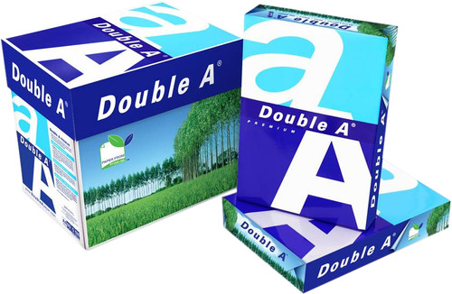 Double A Paper A4 Paper White 2,500 Sheets Main Image