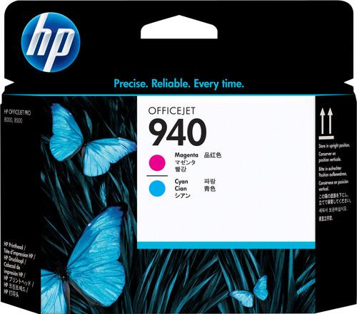 HP 940 Printhead Magenta/Cyan (red/blue) C4901A Main Image