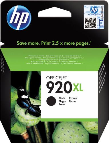 HP 920XL Cartridge Black Main Image