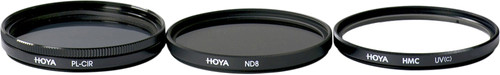 Hoya Digital Filter Introduction Kit 55mm Main Image