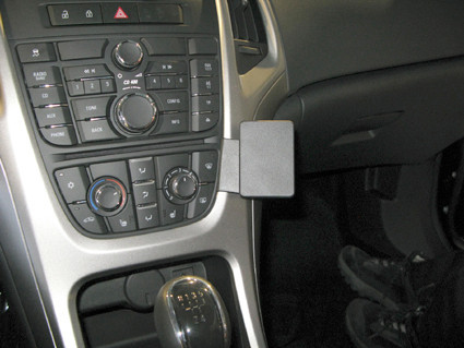 Brodit ProClip Opel Astra 2010-2015 Haakse Bevestiging Main Image