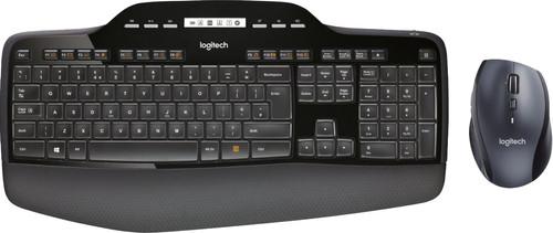 Logitech MK710 Draadloos Toetsenbord en Muis QWERTY Main Image