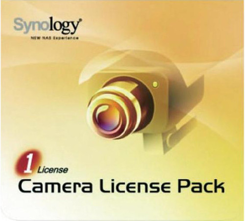 Synology Camera License 1 Pack Main Image