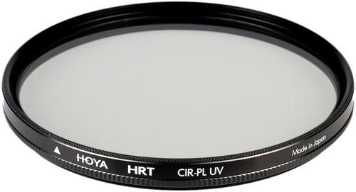 Hoya HRT Polarisatiefilter en UV-Coating 52mm Main Image