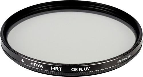 Hoya HRT Polarisatiefilter en UV-Coating 55mm Main Image