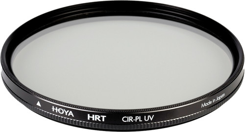Hoya HRT Polarisatiefilter en UV-Coating 62mm Main Image