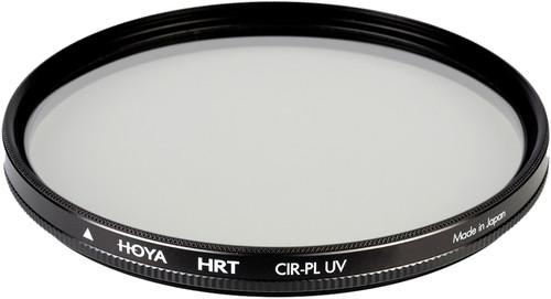 Hoya HRT Polarisatiefilter en UV-Coating 67mm Main Image
