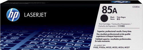 HP 85A LaserJet Toner Black (CE285A) Main Image