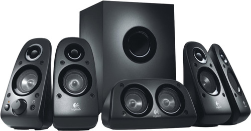 Logitech Z506 Surround Sound Speakersysteem Main Image