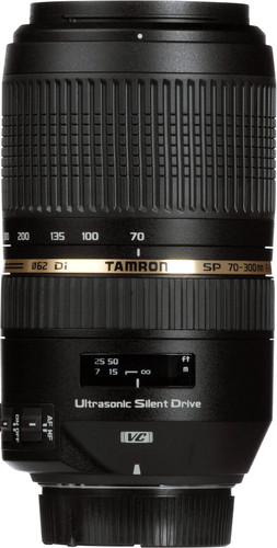 Tamron 70-300mm f/4-5.6 SP Di VC USD Canon Main Image
