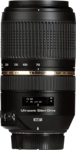 Tamron F 70-300mm f/4-5.6 SP Di VC USD Nikon Main Image