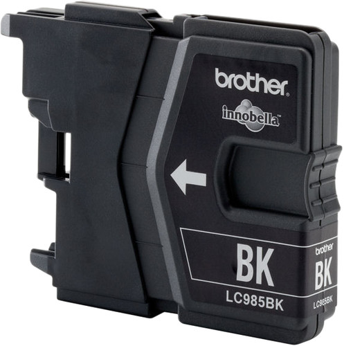 Brother LC-985 Cartridge Black Main Image