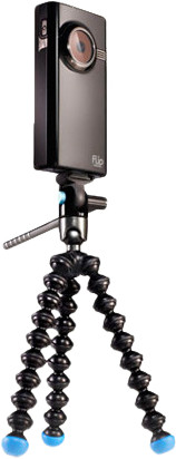 Joby Gorillapod Video Black/Blue Main Image