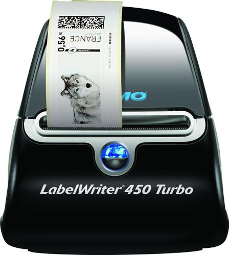 DYMO LabelWriter 450 Turbo Labelmaker Main Image