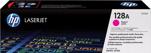 HP 128A Toner Cartridge Magenta Main Image
