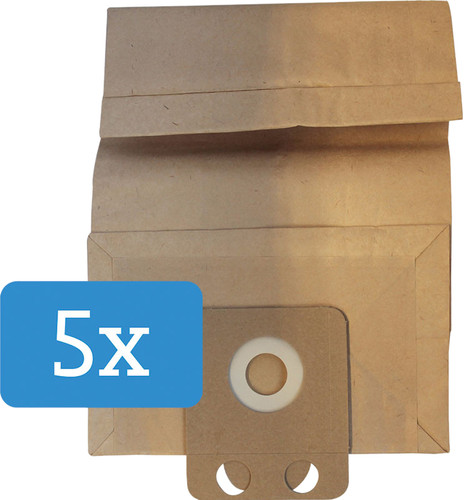 Scanpart Dust bag for Nilfisk GD1000 / Family / Business (5 pieces) Main Image