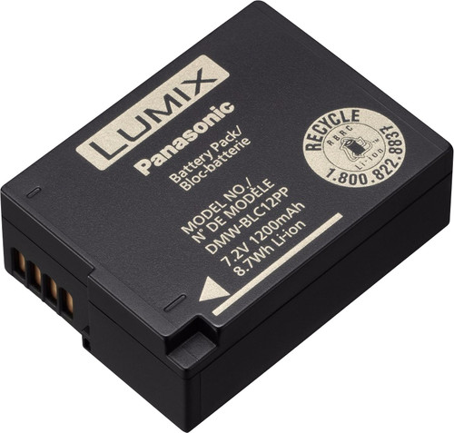 Panasonic DMW-BLC12 Main Image
