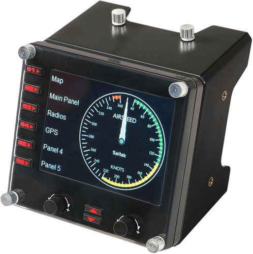 Saitek Pro Flight Instrument Panel PC Main Image