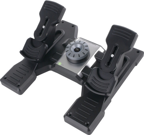 Saitek Pro Flight Rudder Pedals PC Main Image