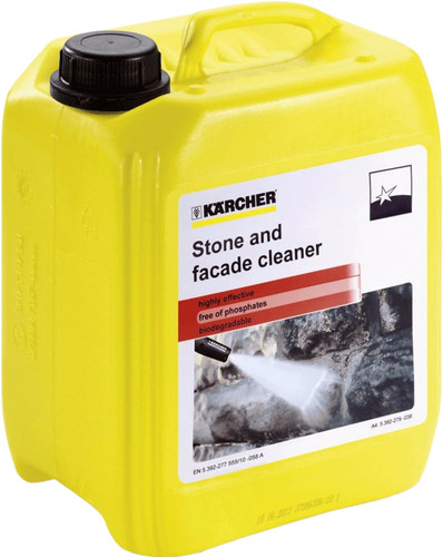 Karcher Stone and facade cleaner 5 ltr Main Image