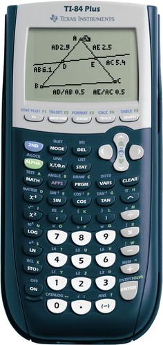 Texas Instruments TI-84 Plus Main Image