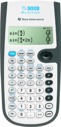 Texas Instruments TI-30XB Multiview Main Image