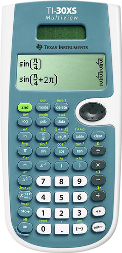 Texas Instruments TI-30XS MultiView Main Image