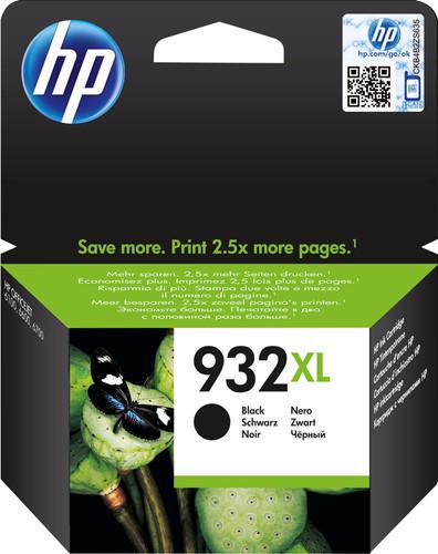 HP 932XL Cartridge Black Main Image