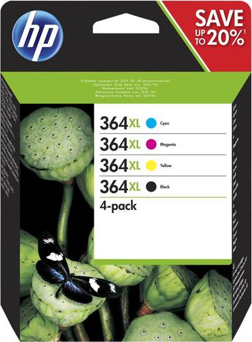HP 364XL Cartridges Combo Pack Main Image