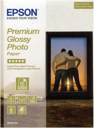 Epson Premium Glossy Fotopapier 30 vel (13 x 18) Main Image