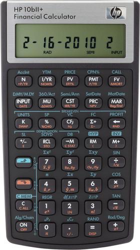 HP 10bII+ Main Image