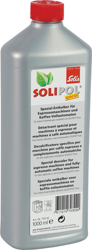 Solis Solipol Special Espresso Descaler 1L Main Image