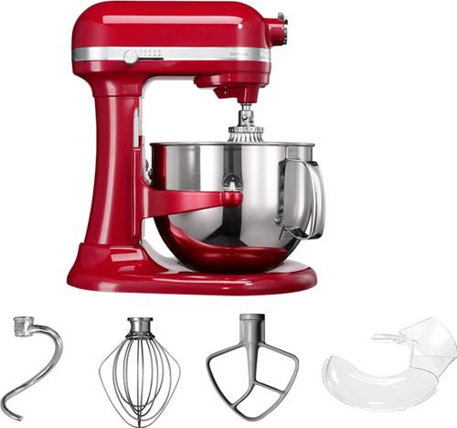 KitchenAid Artisan Mixer 5KSM7580XEER Bowl-Lift Keizerrood Main Image