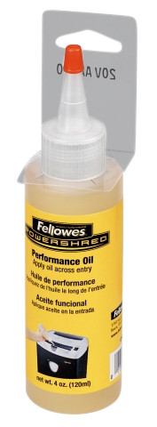 Fellowes Paper Shredder Oil (125ml) Main Image