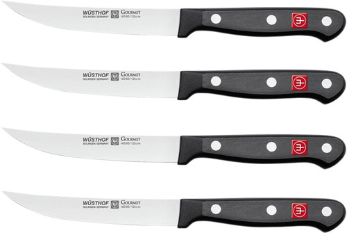Wusthof Gourmet Steak Knife Set (4 pieces) Main Image