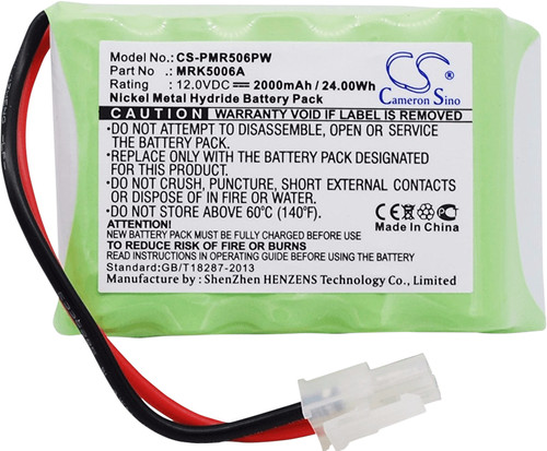 Robomow battery set perimeter switch Main Image