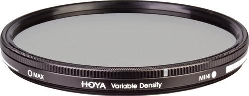 Hoya Variable ND filter 58mm Main Image