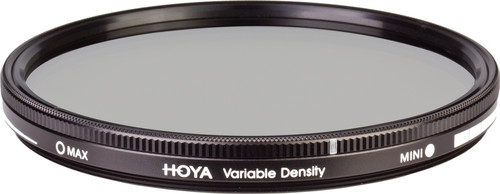Hoya Variable ND filter 62mm Main Image