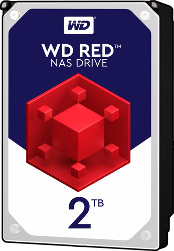 WD Red 2TB Main Image