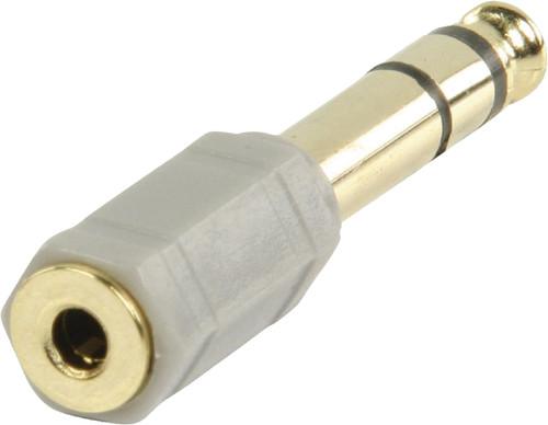 Bandridge Hoofdtelefoonadapter 3,5 mm naar 6,3 mm Main Image