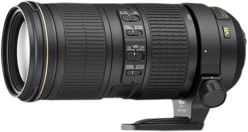 Nikon AF-S 70-200mm f/4G ED VR Main Image