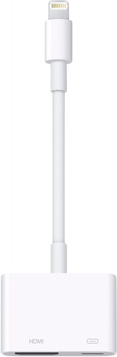 Apple Lightning Digital AV Adapter Main Image