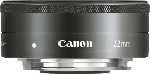 Canon EF-M 22mm f/2 STM Main Image